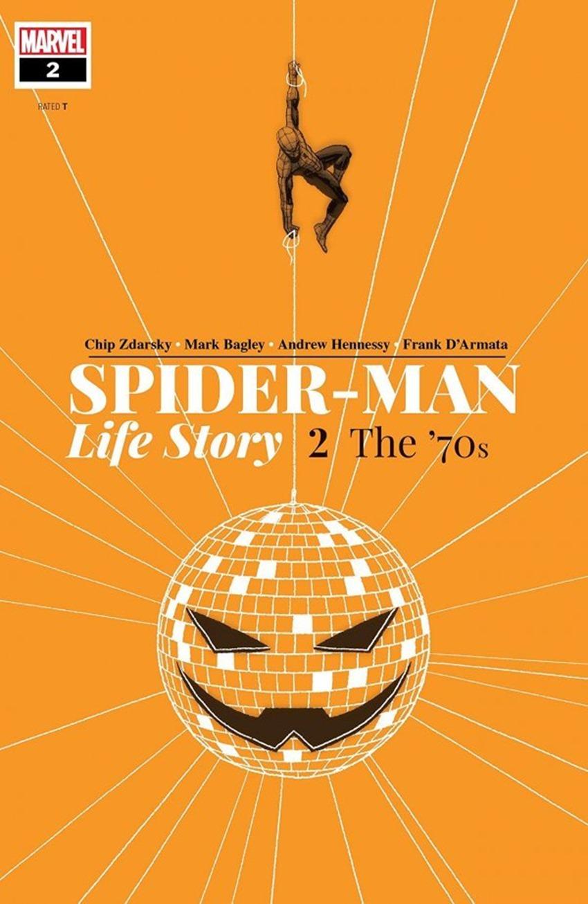 Spider-Man Life Story #2