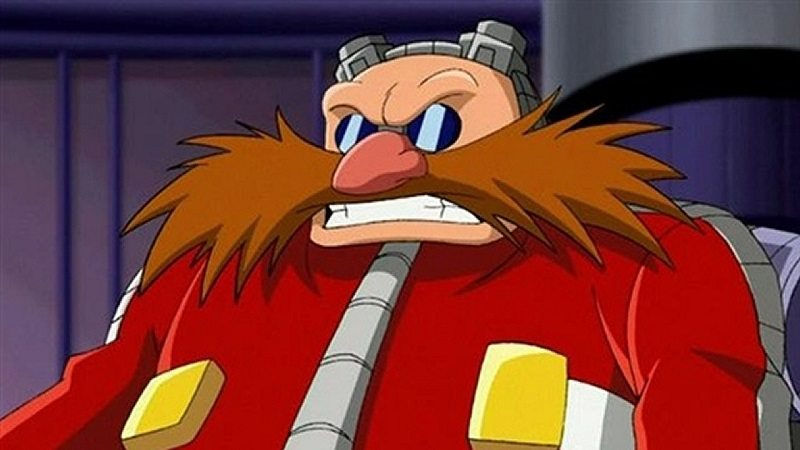Get a first look at Jim Carrey as Dr Robotnik in the Sonic the Hedgehog film 2