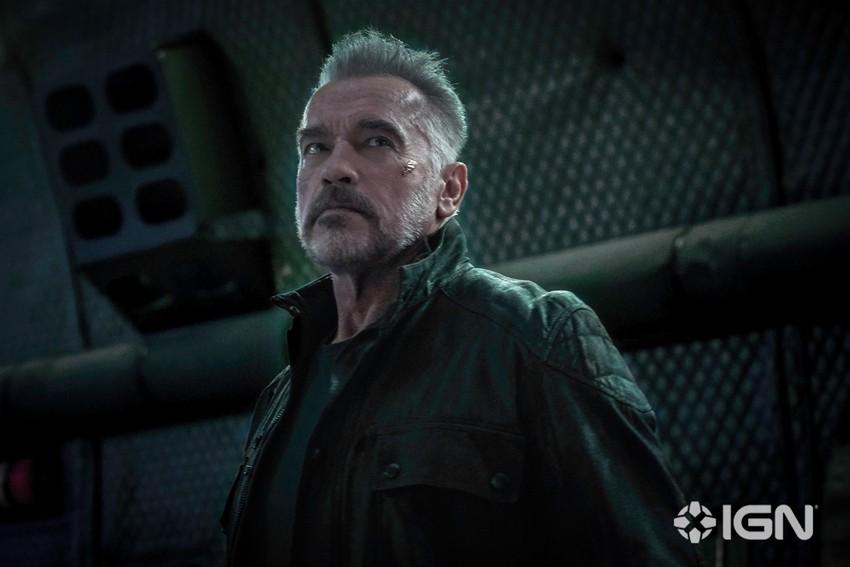 "New pics for Terminator: Dark Fate show off ""badass"" Mackenzie Davis and more, as Cinemacon footage stuns 14"