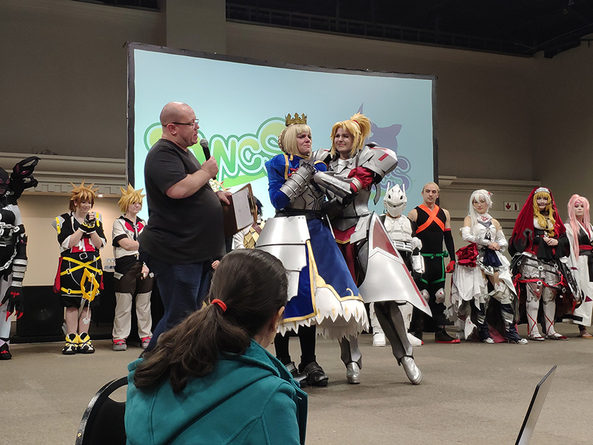 South Africa's 2019 and 2020 World Cosplay Summit representatives are… 5