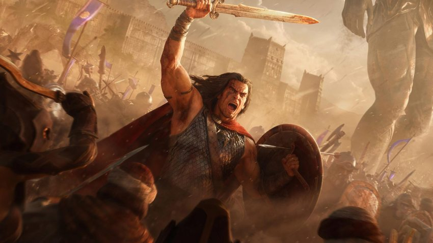 Crom! Conan the Barbarian is getting a Netflix series 4