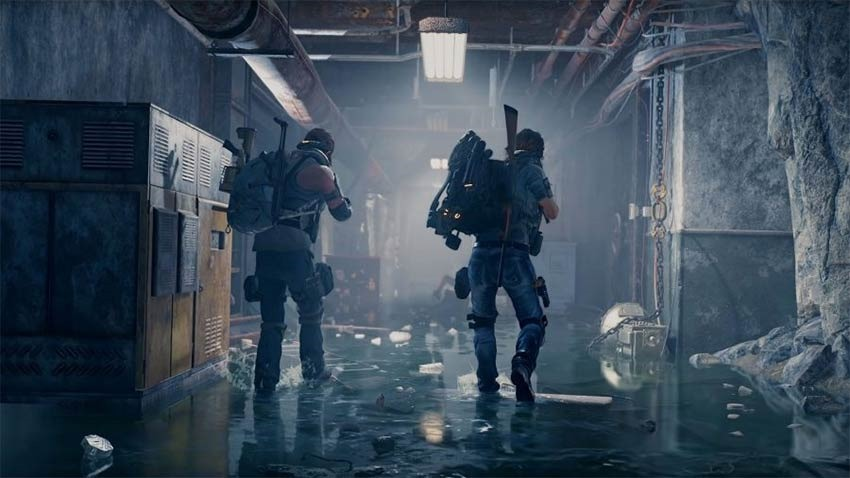 a67beef85 The Division 2's first raid, Dark Hours, is harder than the bit of  Christmas pudding that fell behind the couch and is waiting for you to  discover it when ...