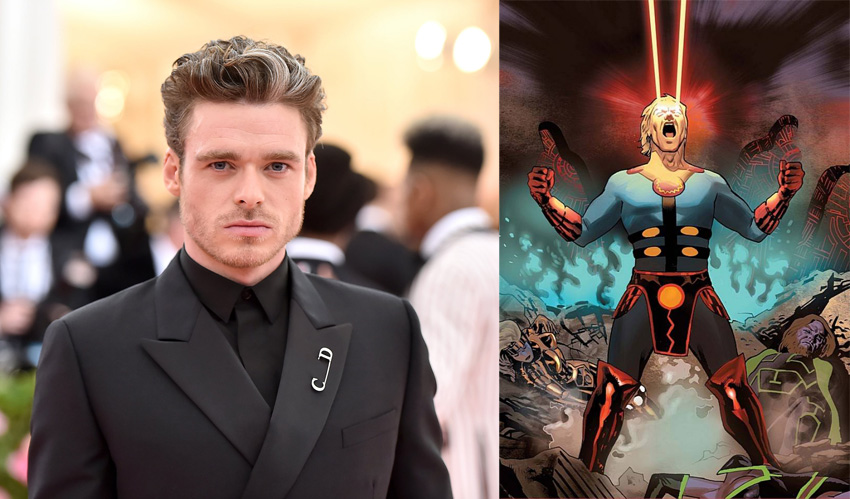 Game of Thrones' Richard Madden in talks for Marvel's The Eternals 5