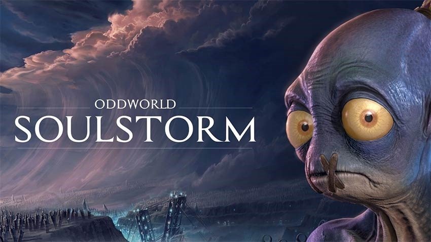 Abe is back in this first gameplay teaser for Abe's Oddysee sequel Oddworld: Soulstorm
