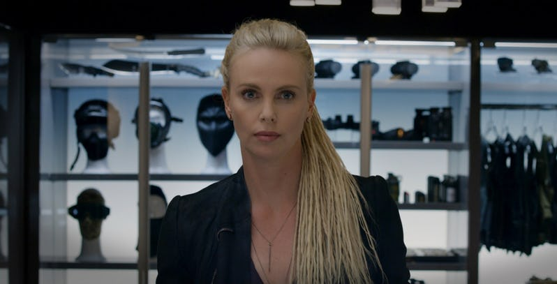 A Charlize Theron-led Fast and Furious spin-off is being explored 3