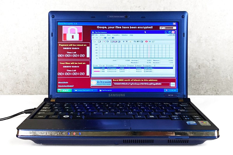'World's Most Dangerous Laptop' Is On Sale for $1.2 Million