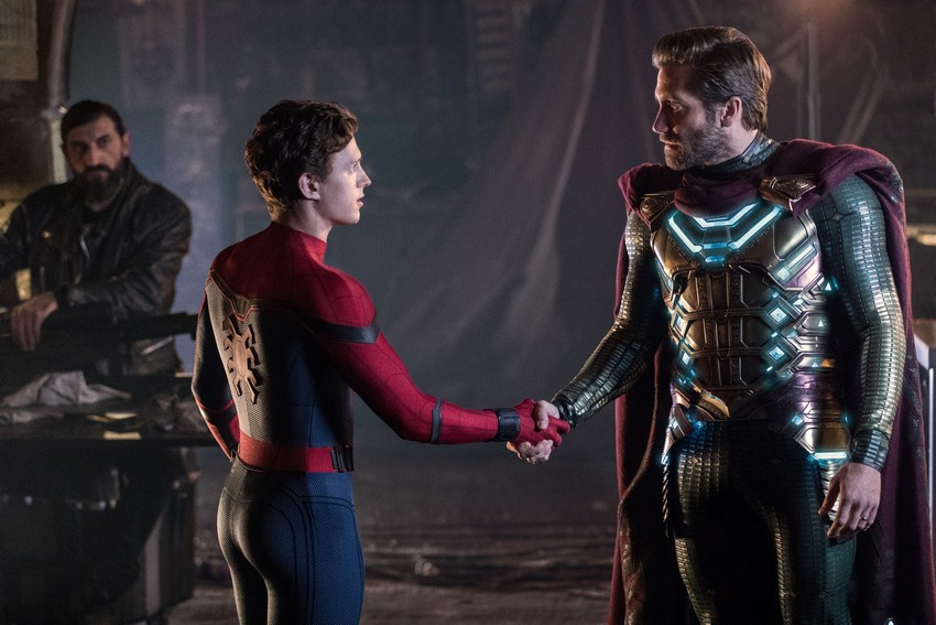 Kevin Feige on why Spider-Man: Far From Home is the end of the MCU's Phase 3 2