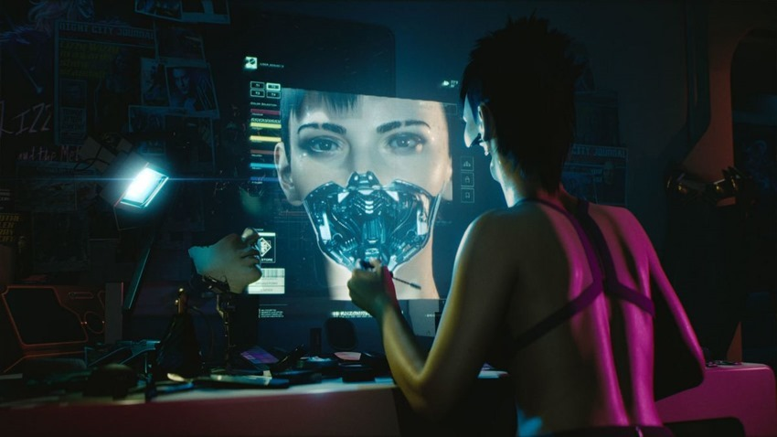 Cyberpunk 2077's first-person mode allows for more immersion and accessibility 2