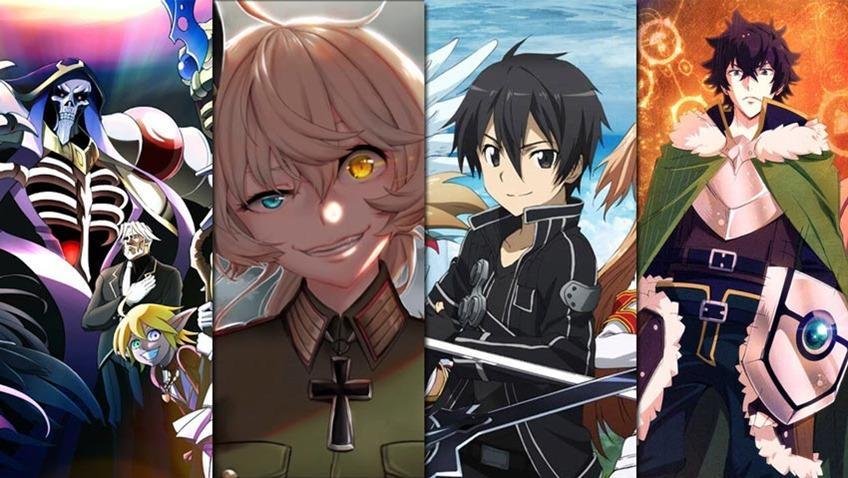 Isekai-anime