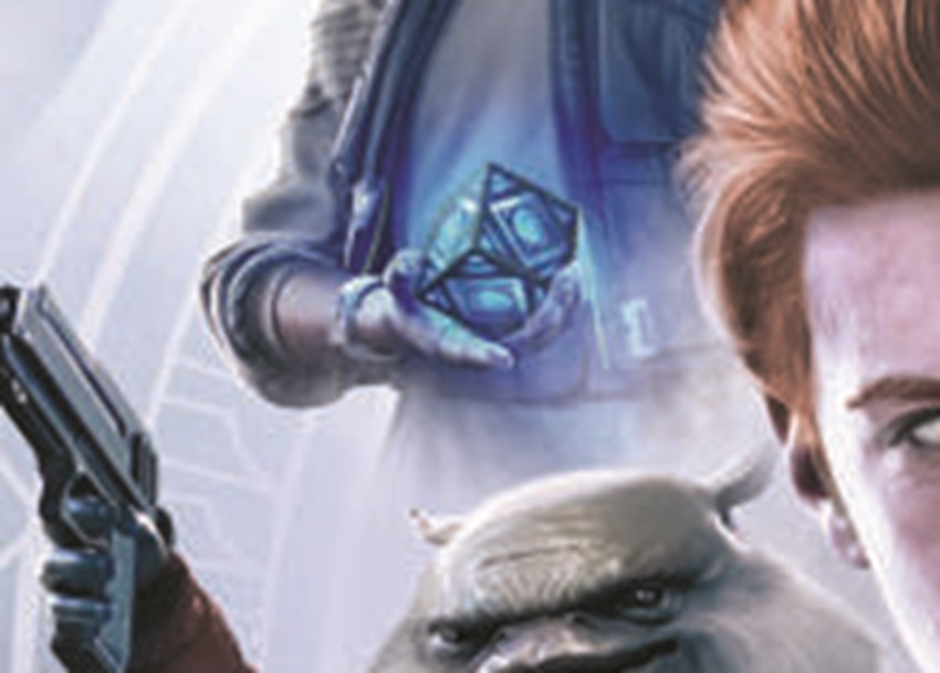 EA Shows First Look at Star Wars Jedi: Fallen Order Gameplay