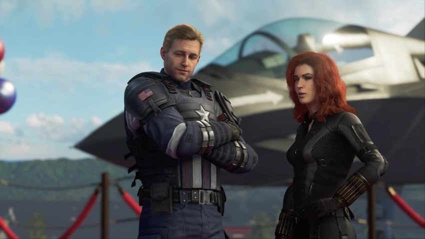 Marvel's Avengers may be inspired by the MCU, but it's taking the franchise in a new direction 4