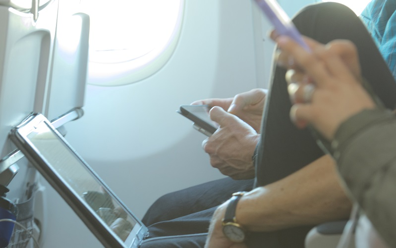 Kulula now allowing phones and other electronic devices to be used for the entire flight 4