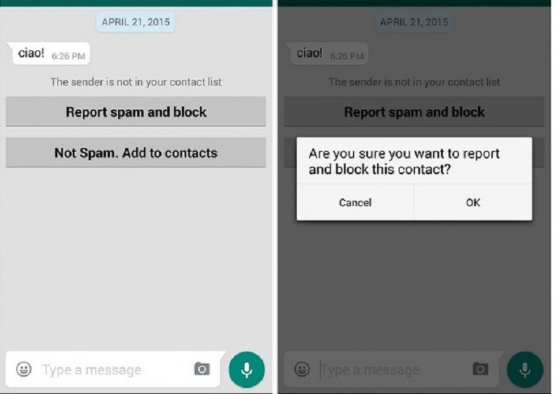 WhatsApp to take action against spammers 4