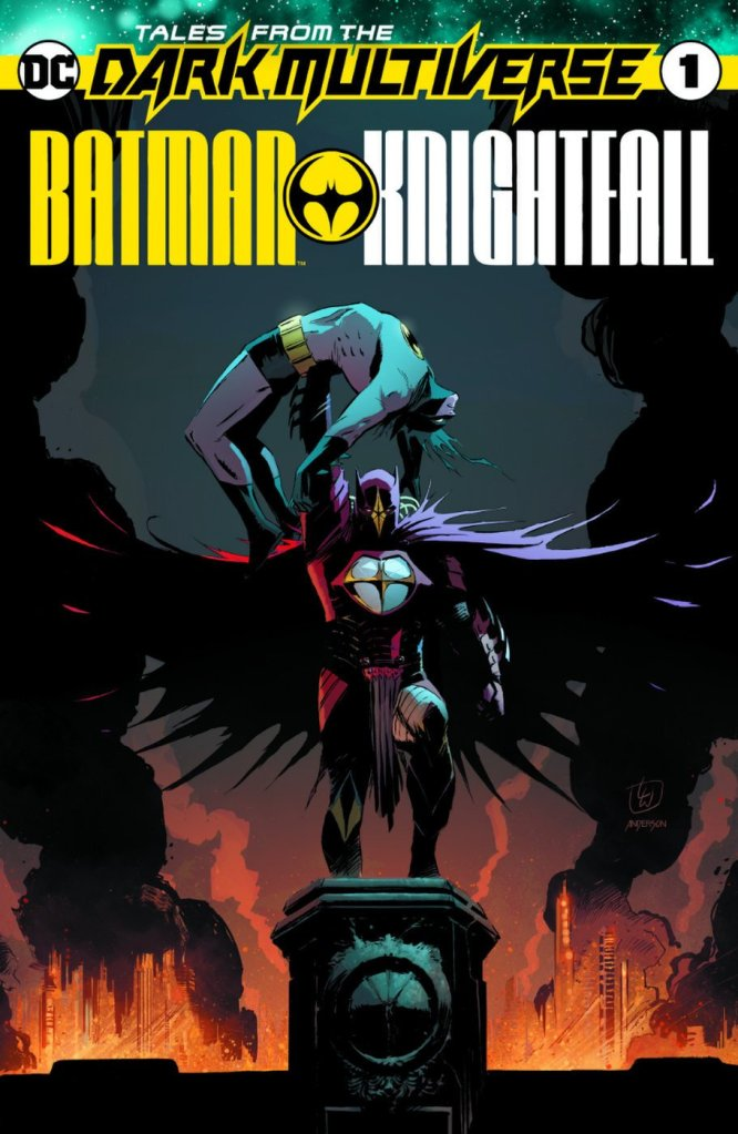 The Death of Superman and Batman: Knightfall are getting retold in DC's new Dark Multiverse titles 9