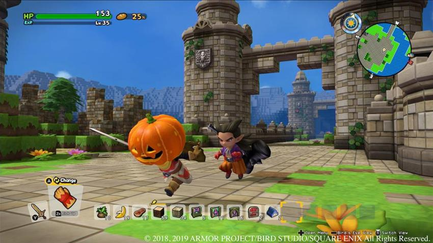 Dragon Quest Builders 2 review - Clicking into place 2