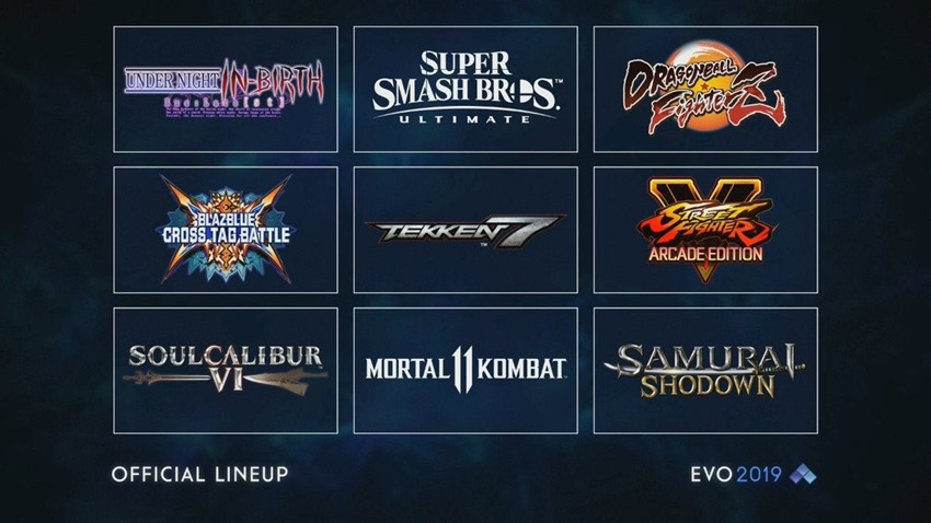 Evo 2019 By The Numbers Samurai Shodown Tekken 7 And Super Smash Bros Lead This Year S Entries Critical Hit
