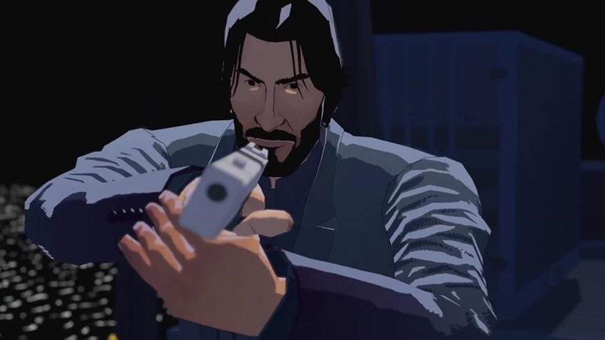 Gamescom Hands-on: John Wick Hex - Reeves in the wind 8