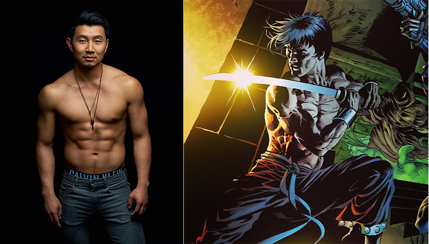 """Chinese video claims Simu Liu """"too ugly"""" to play Shang-Chi, actor responds 4"""