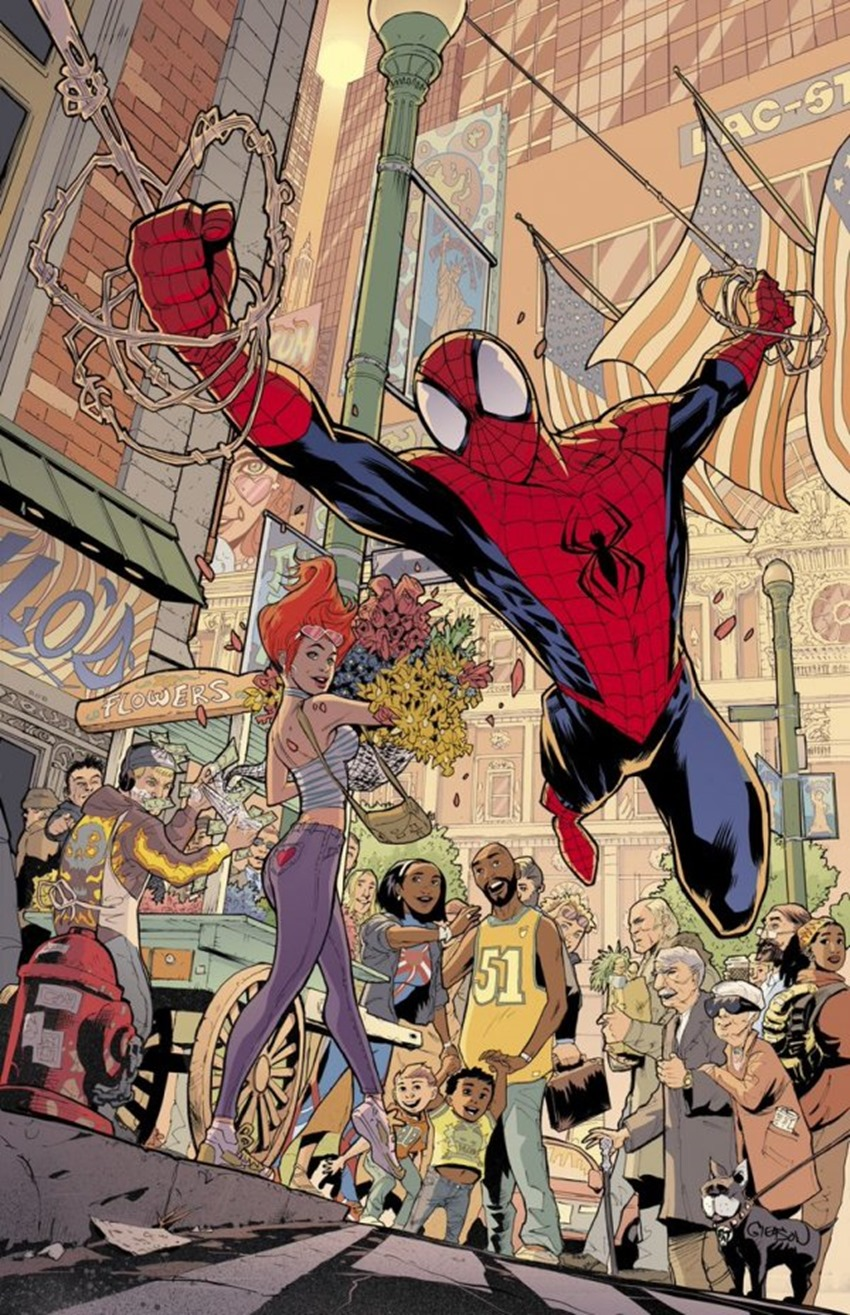 The Amazing Spider-Man #25