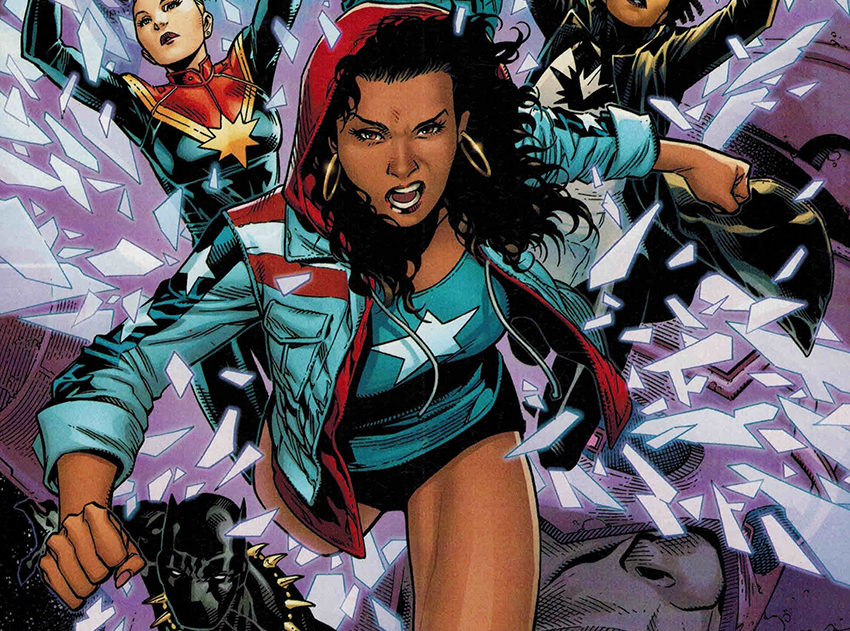 The Ultimates could be the Marvel Cinematic Universe's next big crossover team 11