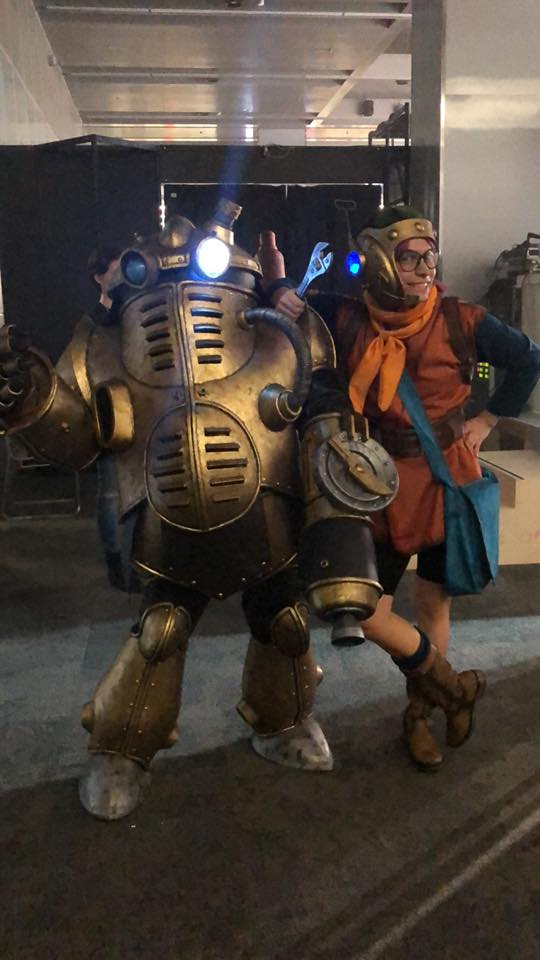 Team South Africa makes it to the Top 8 and the finals of World Cosplay Championship 2019 13