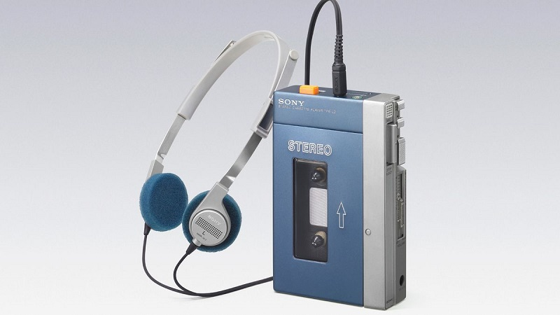 Time to pay tribute to a legend as Sony's Walkman turns 40 3