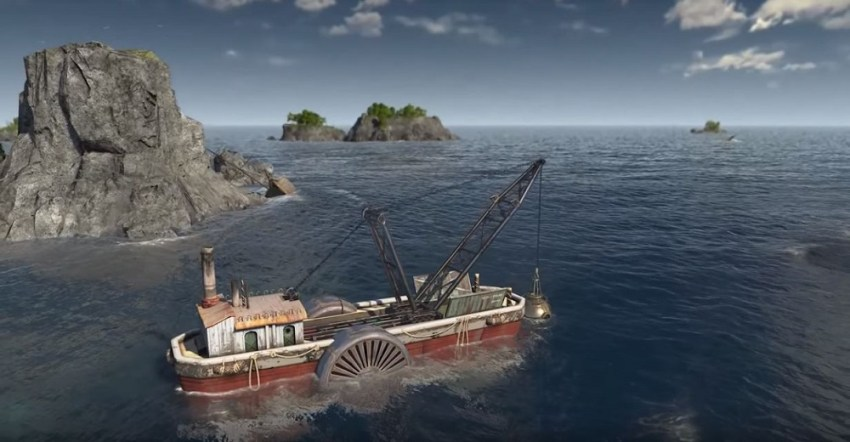 Anno 1800 Sunken Treasures review - Don't hold your breath 10