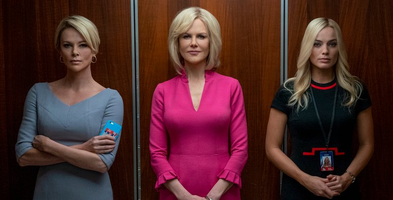 Bombshell trailer: Charlize Theron, Nicole Kidman, and Margot Robbie lead the true-story Fox News drama 2