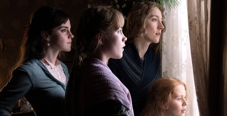 Two generations of stars come together in this trailer for yet another adaptation of Little Women 2