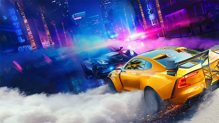Gamescom Hands-on - Burnt by Need for Speed Heat 3