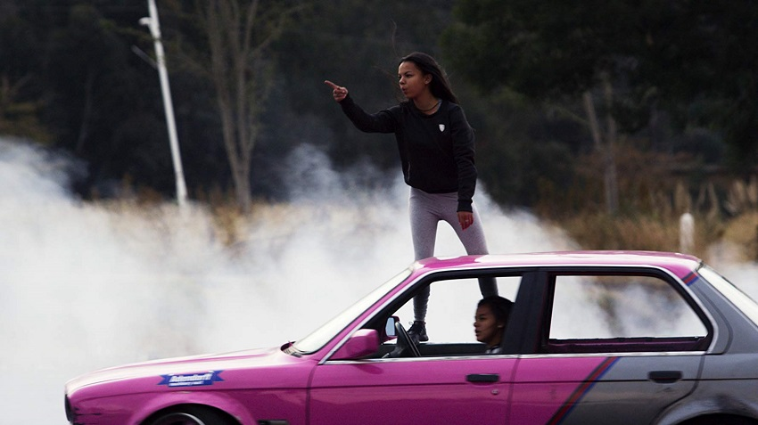 Netflix's Hyperdrive is the custom car obstacle course race reality show you never knew you wanted 3