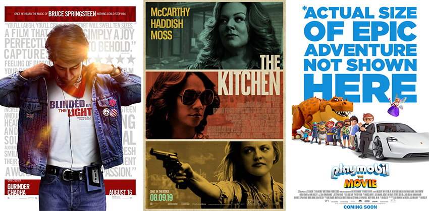 Movies out Today: 16 August 2019 2