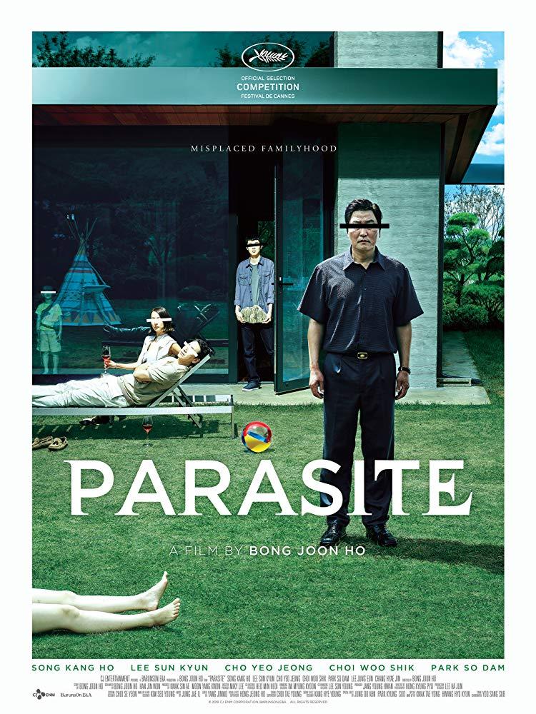 Symbiosis takes a dark turn in Bong Joon-ho's dark comedy drama Parasite 4