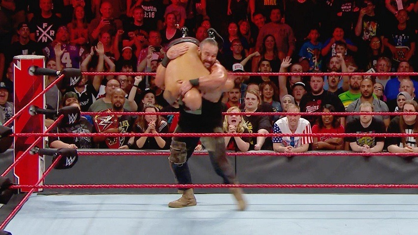 WWE RAW Results 19 August 2019 – The battle for the throne begins as King of the Ring returns 2