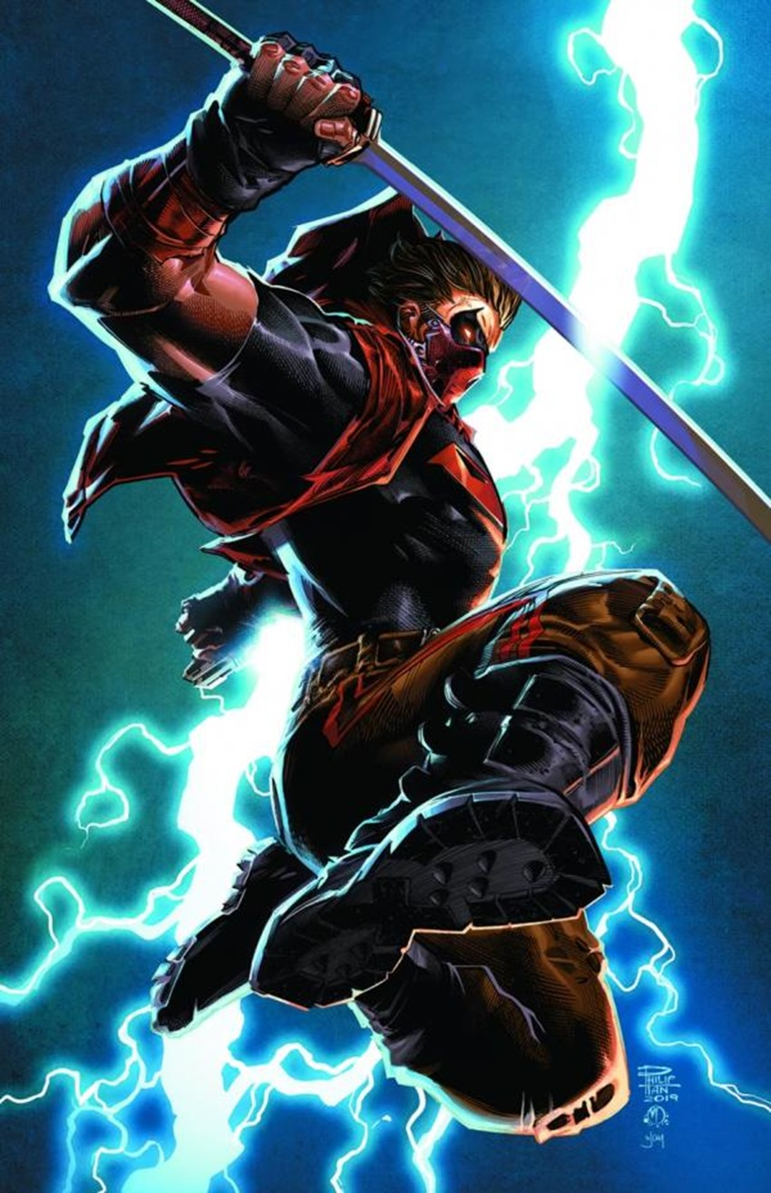 Red Hood Outlaw #37