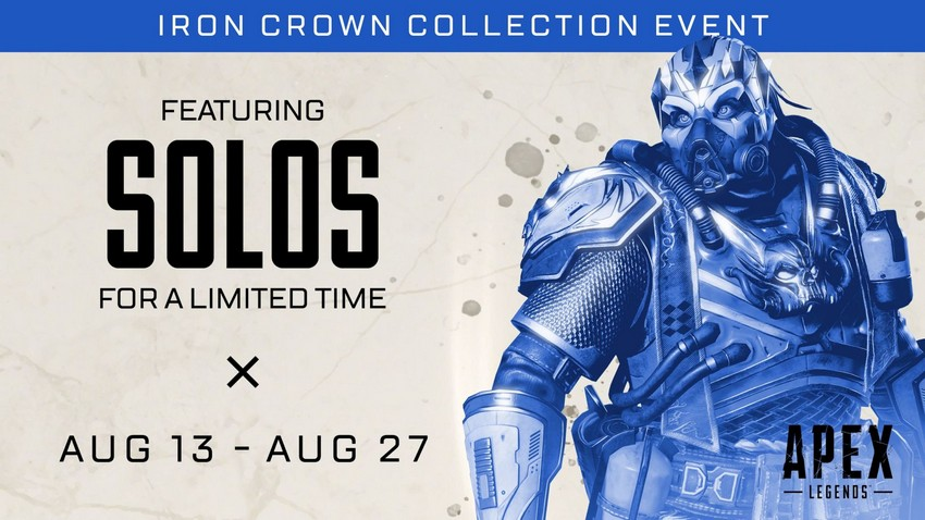 Apex Legends' solo-focused Iron Crown event is here - but it comes with some serious problems 4