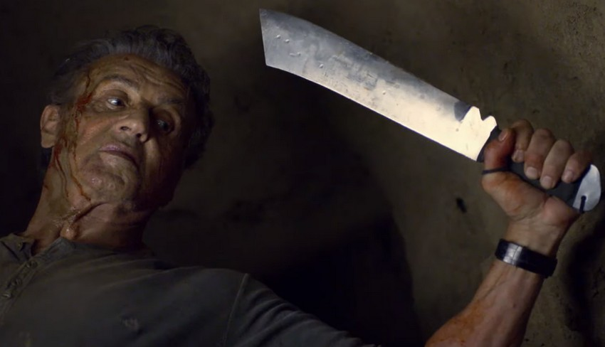 Sylvester Stallone wants to tear some people apart in the new trailer for Rambo: Last Blood 2