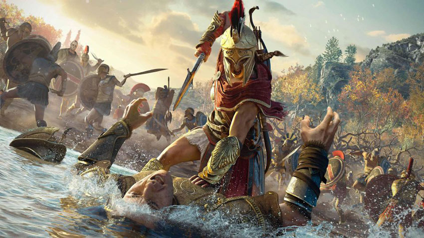 Ubisoft is more focused than ever on creating massive sandbox games 3