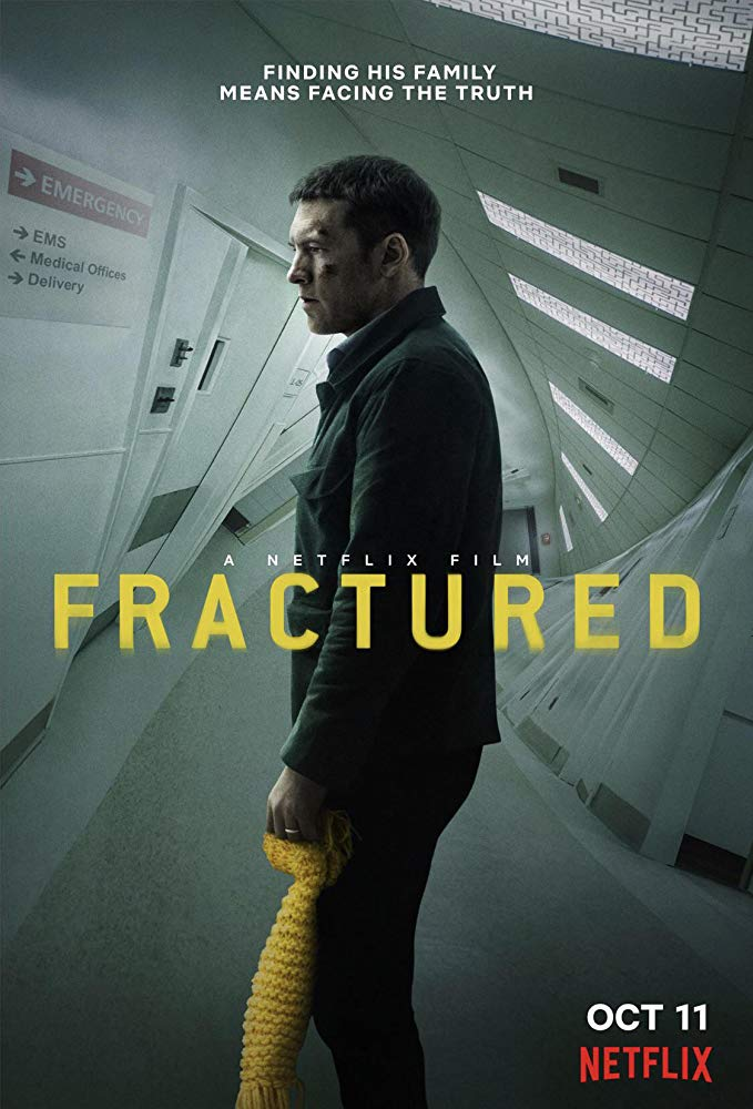 Sam Worthington searches for his family in the Netflix thriller Fractured 4