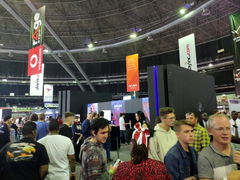 rAge Expo 2019 – Soldiering on with its focused identity and offering, for now 60