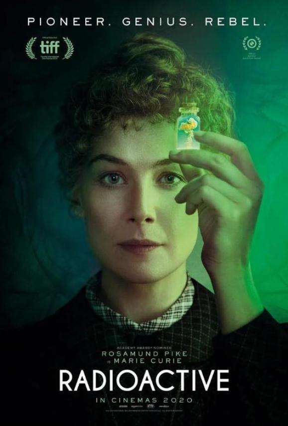 Rosamund Pike changes the world in the surreal Marie Curie biopic Radioactive 4