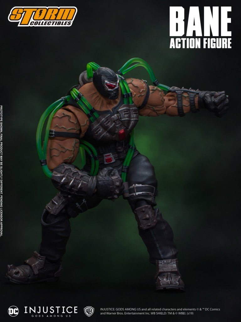 Storm Collectibles Bane is ready to break the bat once again 23