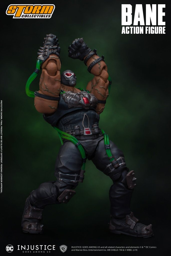Storm Collectibles Bane is ready to break the bat once again 25