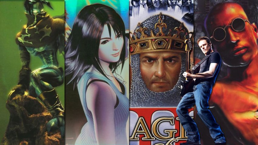 1999 was the greatest year ever for video games 13
