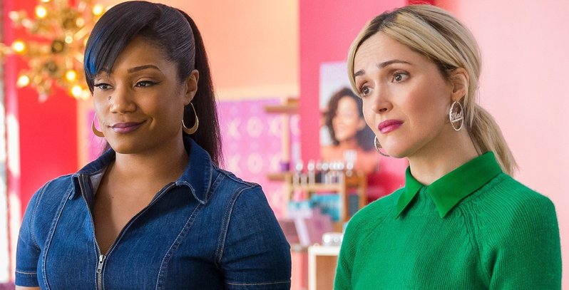 Tiffany Haddish and Rose Byrne are putting their friendship to the test in this trailer for Like A Boss 2