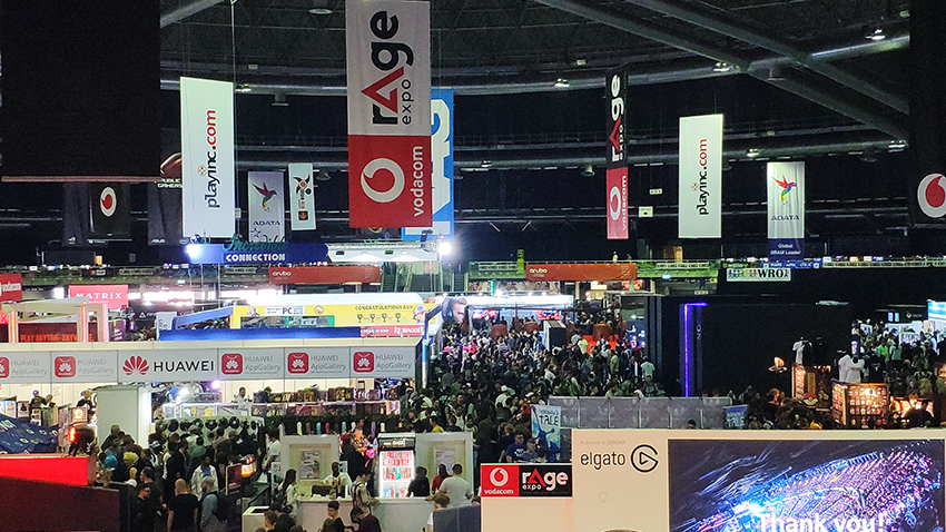 rAge Expo 2019 – Soldiering on with its focused identity and offering, for now 52