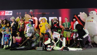 A gallery of rAge 2019 cosplay and all the big cosplay contest winners 8