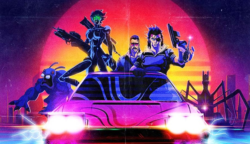 Ubisoft is working on a new animated series set in the world of Far Cry 3: Blood Dragon 2