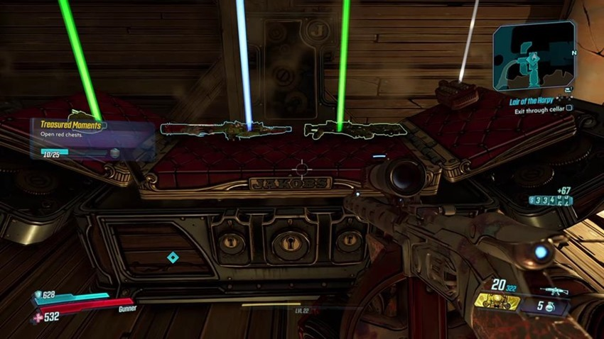 Borderlands 3 loot chests (8)