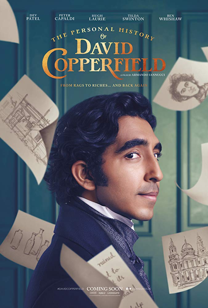 What the dickens is going on in this trailer for The Personal History of David Copperfield 4